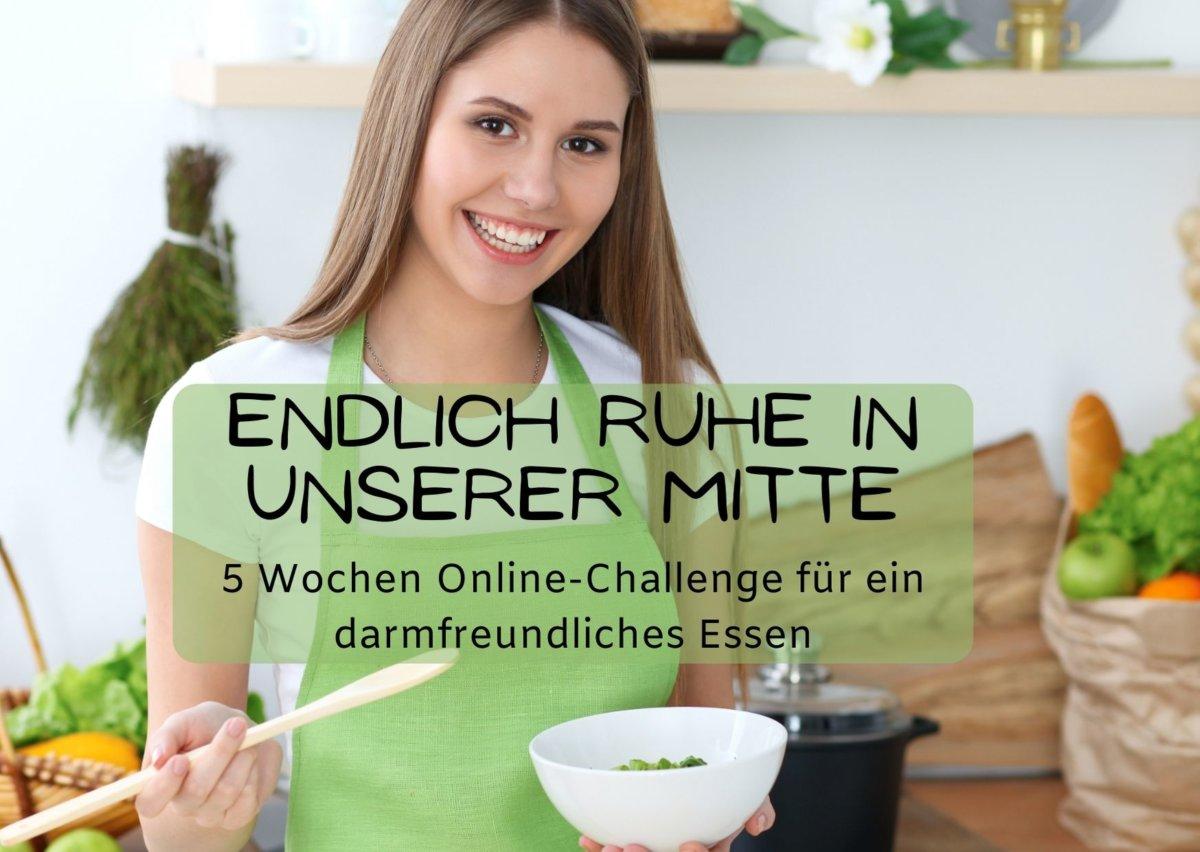 Mein neuer Onlinekurs zum Darmfreundlichen Essen